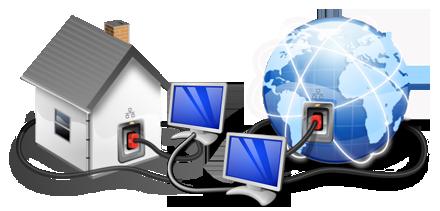 Настройка и подключение интернета в день обращения!