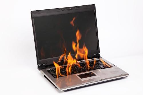 Что делать, если ноутбук перегревается и как это предупредить?