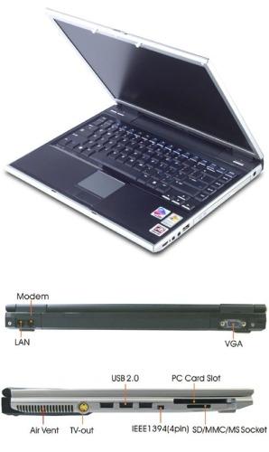 Ремонт ноутбуков «Gigabyte»