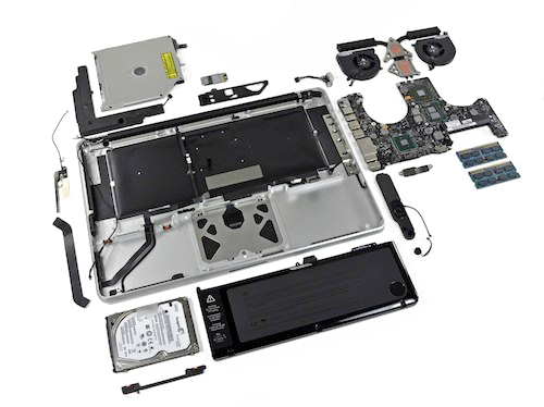 Настройка и ремонт ноутбуков HP в Москве